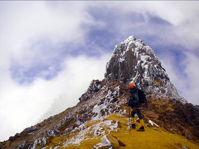 Iliniza Climbing