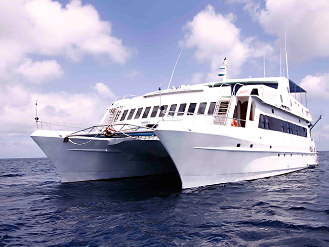 Archipell I & II Catamaran Galapagos Cruise