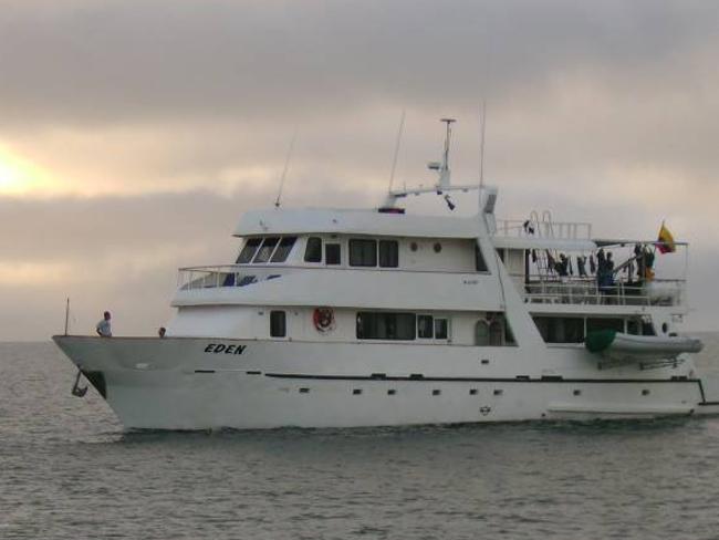 Eden Galapagos Cruise