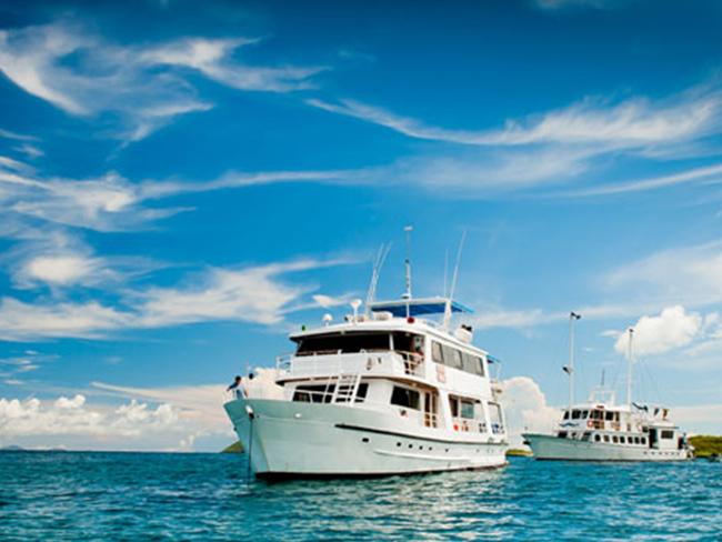 Fragata Galapagos Cruise