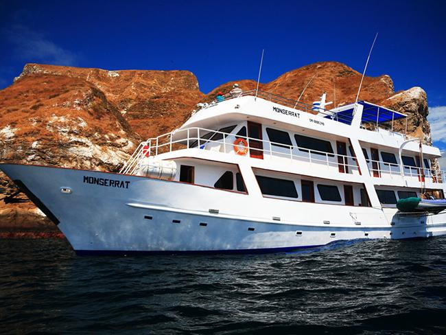Monserrat Galapagos Cruise