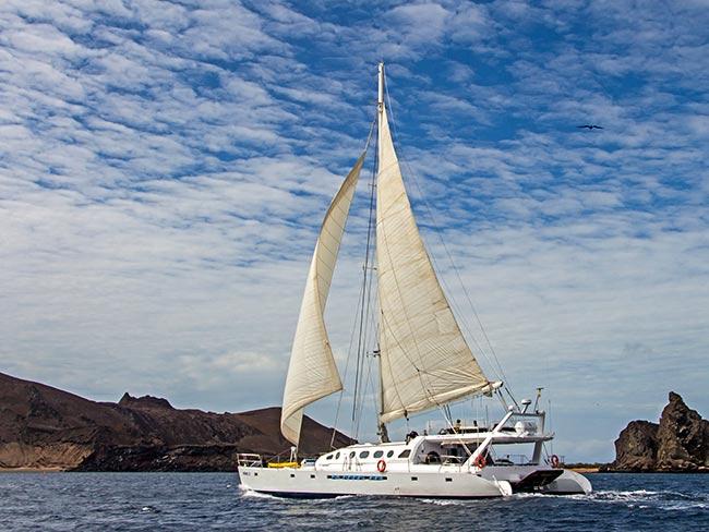 Nemo III Catamaran Galapagos Cruise