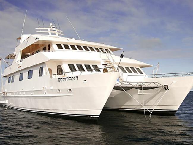 Seaman II Galapagos Cruise