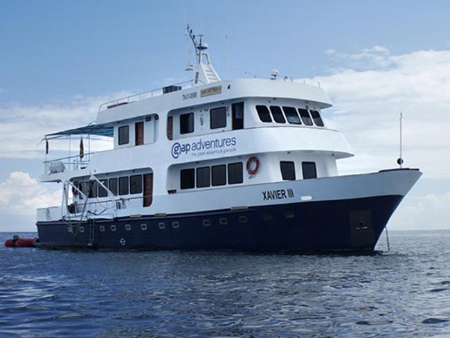 Xavier Galapagos Cruise
