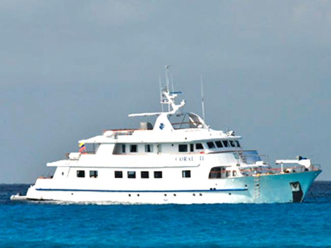 Coral I & II Galapagos Cruise