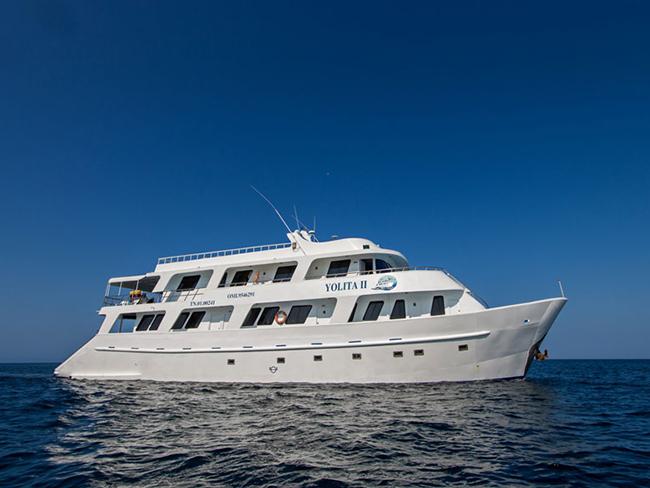 Yolita II Galapagos Cruise