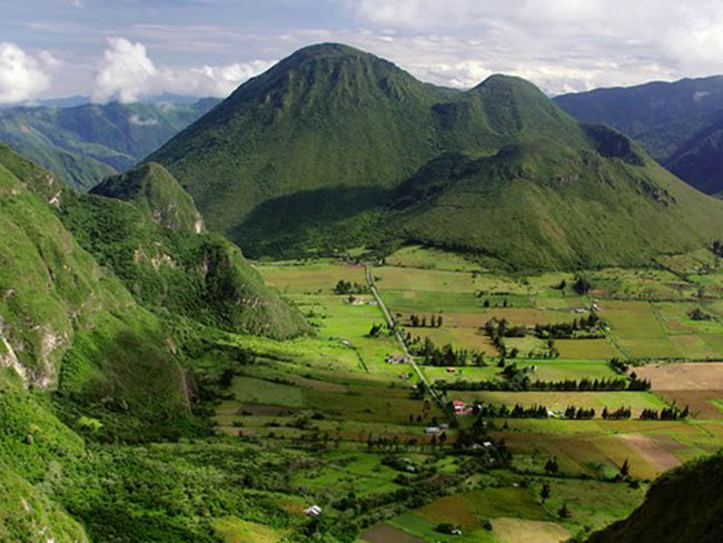 Tours Ecuador 18 days
